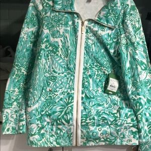 Lily Pulitzer Leona Zip Up